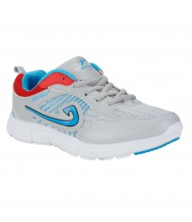 Cefiro MIG09 Grey Blue Red Men Sports Shoes VSS0189